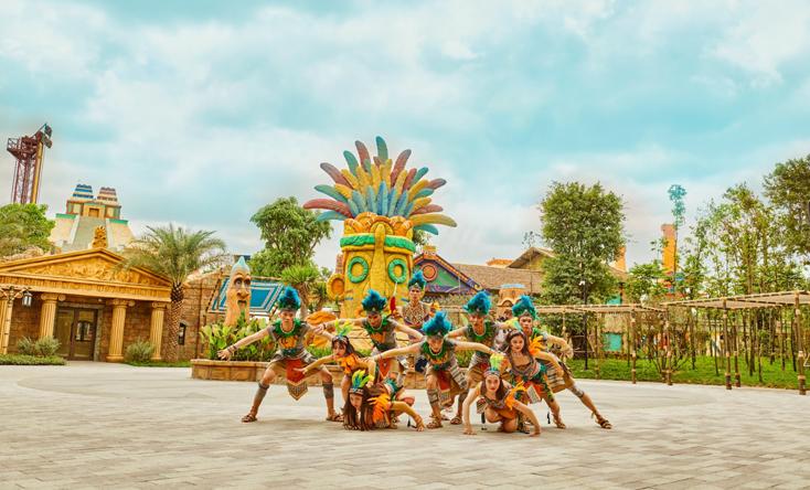 Khúc chiến ca Maya