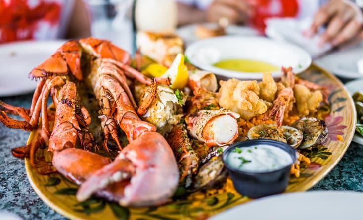 Nhà hàng The Seahorse Tarven