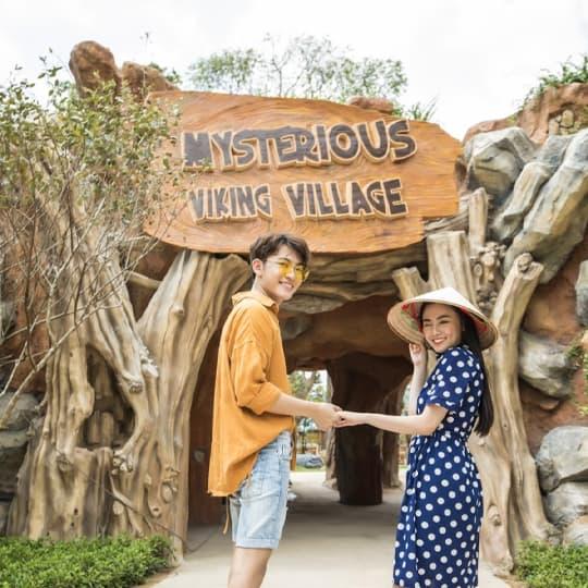 Khu làng bí mật